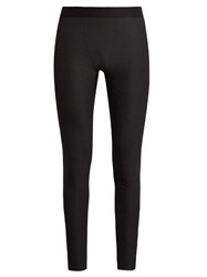 A.P.C. X Outdoor Voices Compression Performance Leggings Dark Grey
