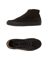 Pantofola D'oro High Tops And Trainers Dark Brown