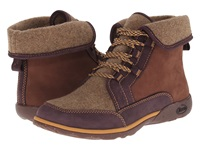 Chaco Barbary Topaz Women's Lace Up Boots Tan
