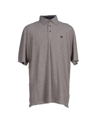 Geox Topwear Polo Shirts Men Khaki