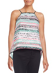 Milly Printed Tank Top Multi