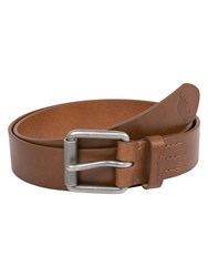 Raging Bull Leather Belt Chocolate