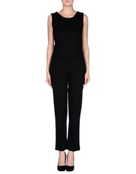 Met And Friends Dungarees Trouser Dungarees Women Black