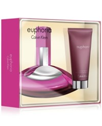 Calvin Klein 2 Pc. Euphoria Gift Set No Color