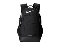 Nike Young Athlete Max Air Team Training Small Backpack Black Black White Multi Snake Backpack Bags