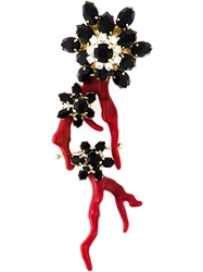 Dsquared2 Floral Single Earring