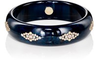Mark Davis Women's Studded Bangle Blue