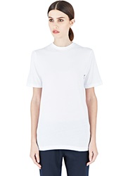 30S Crew Neck T Shirt From Aw15 In White