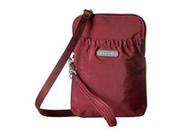 Baggallini Bryant Pouch Scarlet Cross Body Handbags Red