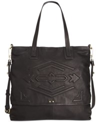 Sanctuary Indie Tote Black