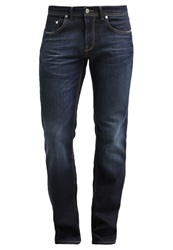 Baldessarini Jack Straight Leg Jeans Dark Blue