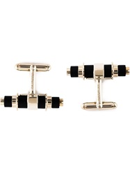 Givenchy 'Obsedia' Cufflinks Black
