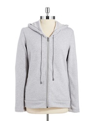 Ugg Fleece Lined Hoodie Grey