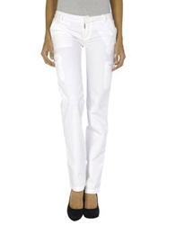 Blauer Casual Pants White