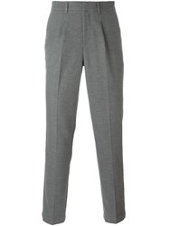 Soulland 'Ragnik' Suit Trousers Grey