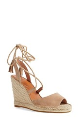 Women's Joie 'Phyllis' Espadrille Wedge Sunset