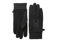 Spyder Stretch Fleece Conduct Glove Black Ski Gloves