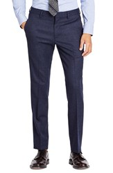 Bonobos Men's Flat Front Stretch Wool Tuxedo Trousers