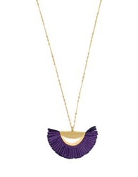 Malababa Necklaces Dark Purple