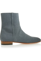 Dieppa Restrepo Rod Canvas Boots