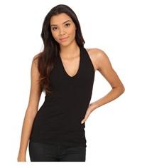 Susana Monaco Urban Tank Top Black Women's Sleeveless