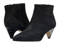 Sam Edelman Lucy Ankle Boot Black Suede 1 Women's Dress Boots