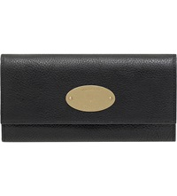 Mulberry Continental Wallet Black