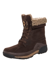 Columbia Bugaboot Original Tall Omniheat Hiking Shoes Cordovan Cafe Brown