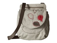 Haiku Swift Grab Bag Mushroom Handbags Gray