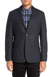 Vince Camuto Men's Nep Flecked Wool Blend Sport Coat
