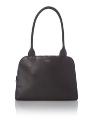 Radley Millbank Black Medium Shoulder Bag Black