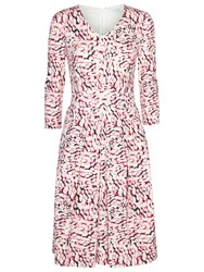 Fenn Wright Manson Monet Spot Dress Pink Multi