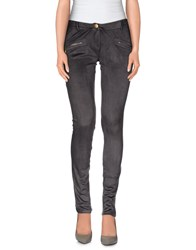 Poems Trousers Casual Trousers Women Grey