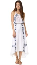 Ella Moss Usiku Maxi Dress White