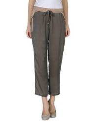 Nude Casual Pants Lead
