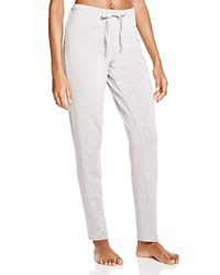 Natori Tapered Lounge Pants Heather Gray