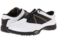 Callaway Chev Comfort White Black Men's Golf Shoes