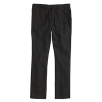 J.Crew Bowery Slim In Prince Of Wales Check Wool Charcoal Prince Wales