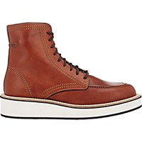 Givenchy Men's Apron Toe Ankle Boots Tan