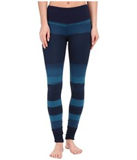 Brooks Greenlight Tights Se River Scape River Women's Casual Pants Blue