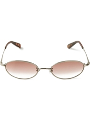 Jean Paul Gaultier Vault 'Jpg' Sunglasses Red
