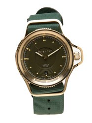 Givenchy 'Seventeen' Watch Green
