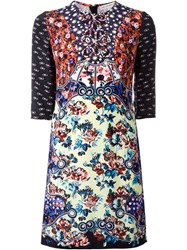 Mary Katrantzou Krystal Dress Multicolour