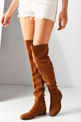 Dolce Vita Neely Over The Knee Boot Tan