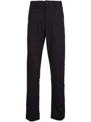 Publish Slim Fit Trousers Black