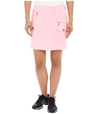 Jamie Sadock Airwear Light Weight 18 In. Skort Doll Face Pink Women's Skort Blue