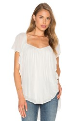 Free People Forever And Always Top White