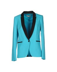 Michael Kors Suits And Jackets Blazers Women Turquoise