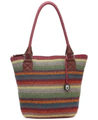 The Sak Cambria Large Crochet Tote