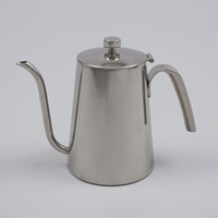 Kinto Slow Coffee Kettle 900Ml Stainless Steel